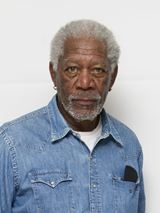 Foto del actor Morgan Freeman