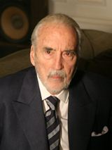 Foto del actor Christopher Lee
