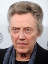 Foto del actor Christopher Walken