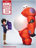 Carátula de Big Hero 6